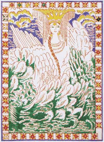 сказка о царе салтане раскраски для детей